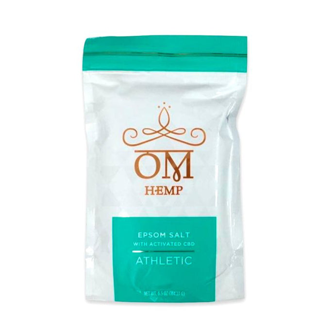 Athletic CBD 100 mg Epsom Salt