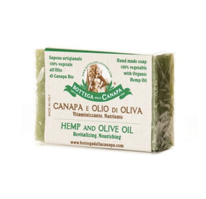 Hemp Soap With Olive Oil