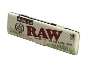 RAW Organic King Size Slim Papers Holder
