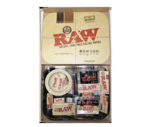 RAW Deluxe Tray Gift Set