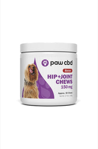 PAW CBD Hip & Joint Chews