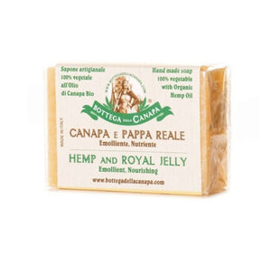Hemp Soap With Royal Jelly