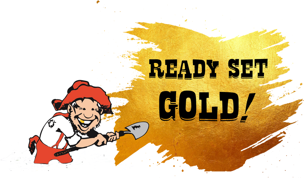 READY SET GOLD!      2020 Events Unleashed