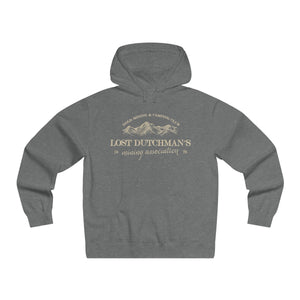 LDMA - Men's Lightweight Pullover Hooded Sweatshirt