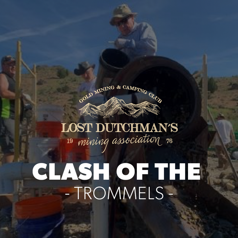 CLASH of the TROMMELS hosted at Burnt River Week 1 - June 12-19, 2021