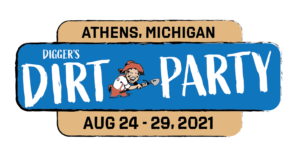 Dirt Party • Athens • August 24 - 29 2021