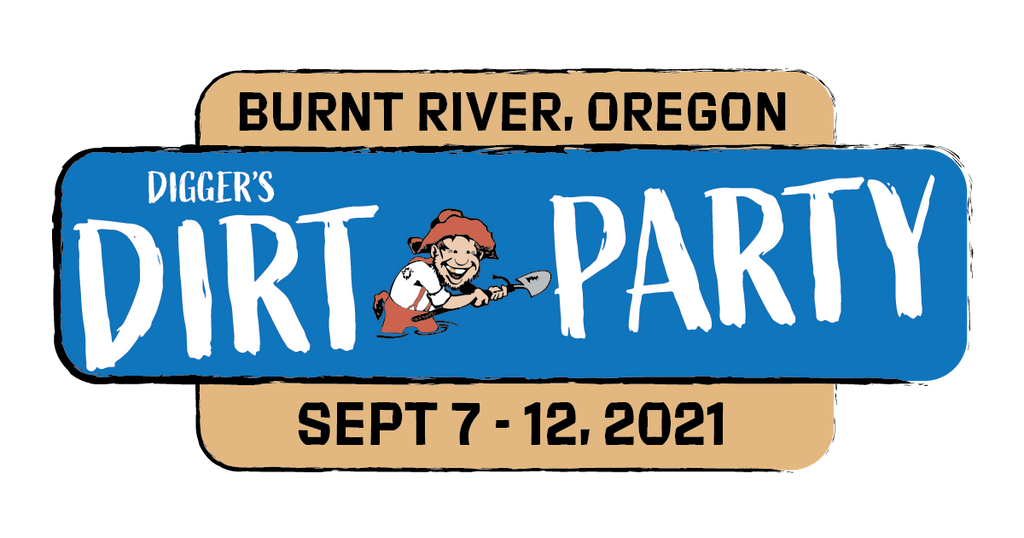 Dirt Party • Burnt River • Sept 7 - 12 2021