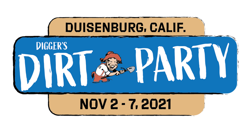 Dirt Party • Duisenburg • Nov 2 - 7 2021