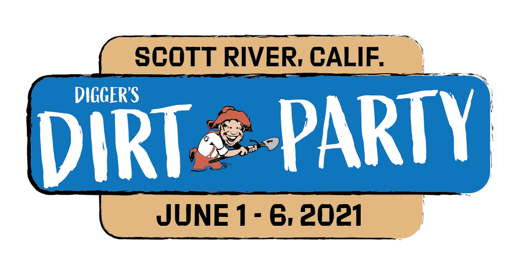 Dirt Party • Scott River • June 1 - 6 2021