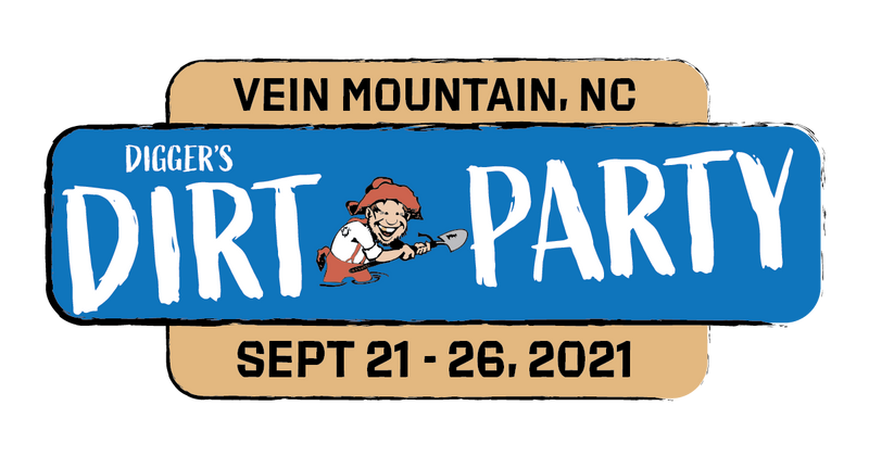 Dirt Party • Vein Mountain • Sept 21 - 26 2021