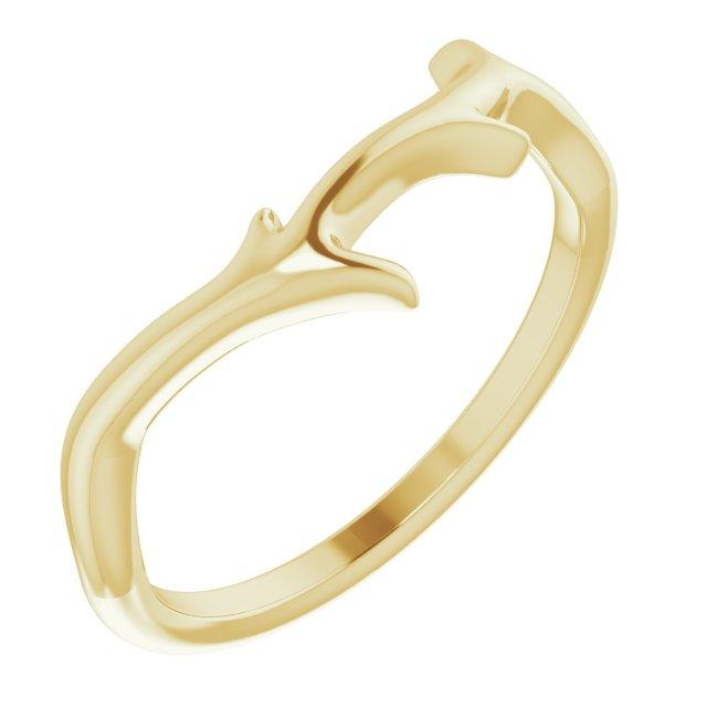 Branch Ring - Evergreen Jewelry