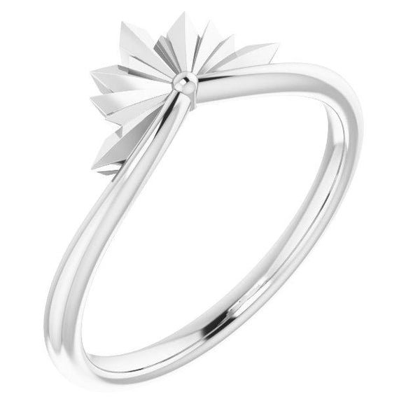 Starburst Ring - Evergreen Jewelry