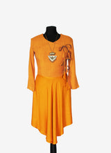 Load image into Gallery viewer, Angrakha tunic in yellow