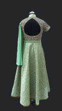Load image into Gallery viewer, Statement Anarkali Gown