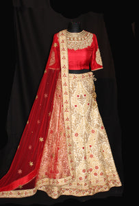 Royal Rajwada Style Lehenga Ensemble