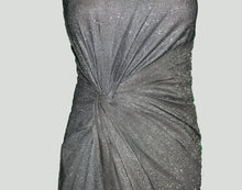 Load image into Gallery viewer, Drape Detailed One Shoulder Gown