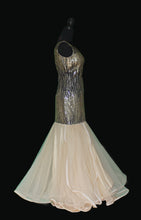 Load image into Gallery viewer, New Sparkling Sequined Evening Mermaid Style Gown
