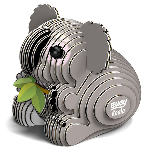 DoDoLand Koala 3D Puzzle Collectible Model