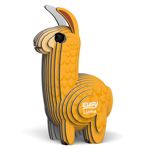 DoDoLand Llama 3D Puzzle Collectible Model