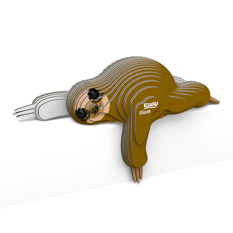DoDoLand Sloth 3D Puzzle Collectible Model