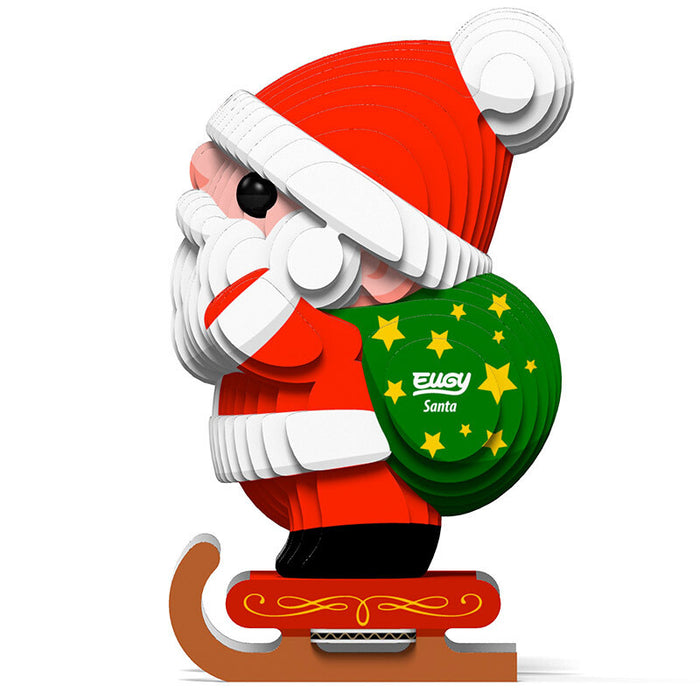 DoDoLand Santa 3D Puzzle Collectible Model