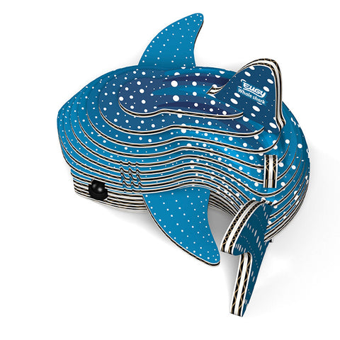 DoDoLand Whale Shark 3D Puzzle Collectible Model
