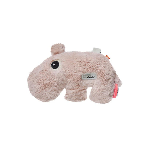 Done by Deer Plush Friends - Hippo Powder Pink