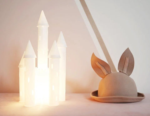 Lumi Co Castle LED Night Light