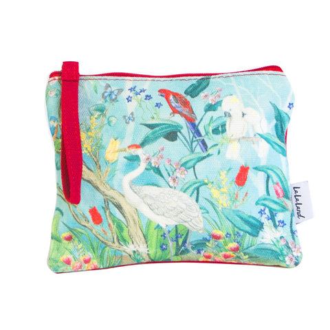 La La Land Coin Purse Australian Chinoiserie