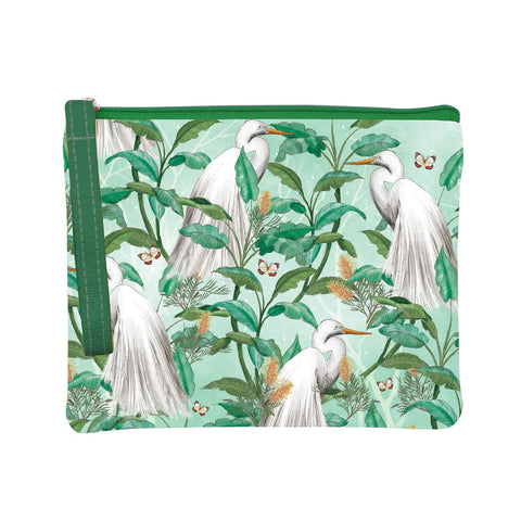 La La Land Coin Purse Ethereal Birds
