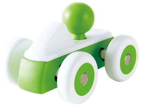 HAPE ROLLING ROADSTER GREEN CAR