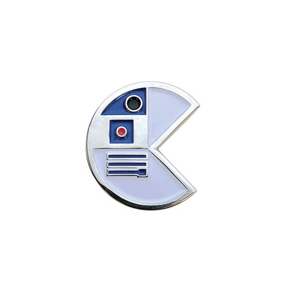 Adi - R2 Unit - Enamel Lapel Pin