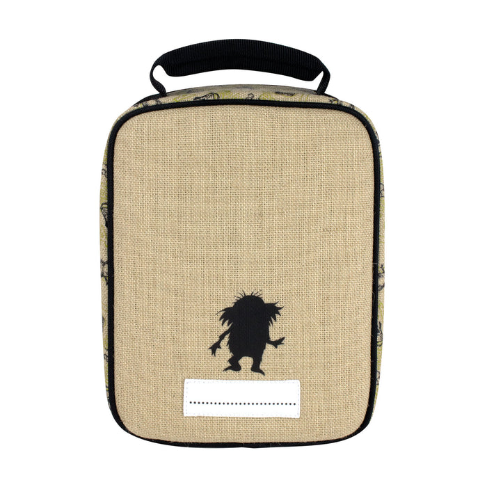 Dr Seuss -The Lorax - Lunch Bag (Tiled)