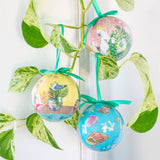 La La Land Bauble Set Coastal Abode