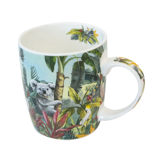 La La Land Nature Dwellings Tropical Mug