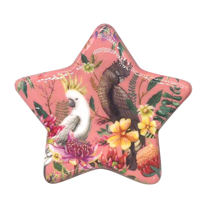 La La Land Star Shape Bauble Floral Paradiso