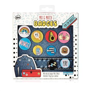 Vibe Squad Mix & Match Badges
