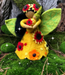 Himalayan Journey - Fairy Mother Sunflower - Large