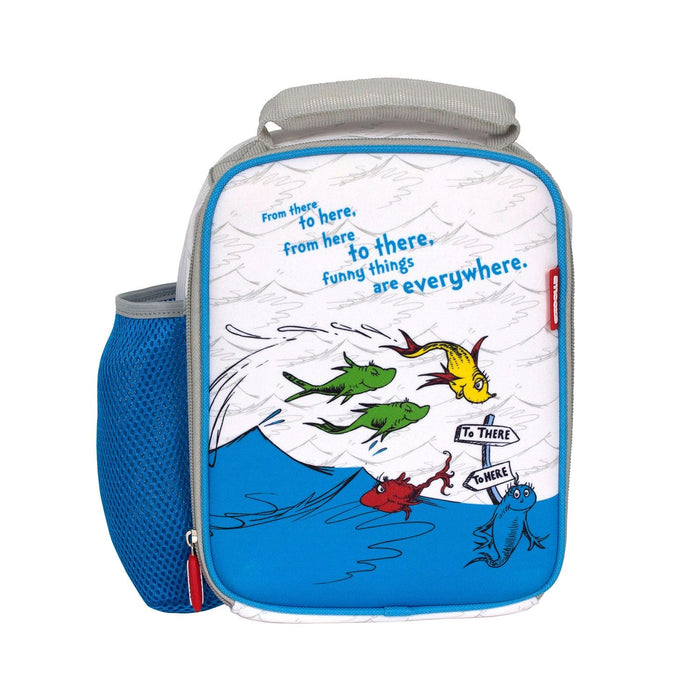 Dr Seuss - One Fish Two Fish - Lunch Bag
