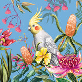 La La Land Greeting Card Cockatiel Paradiso