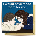 La La Land Greeting Card Jack & Rose