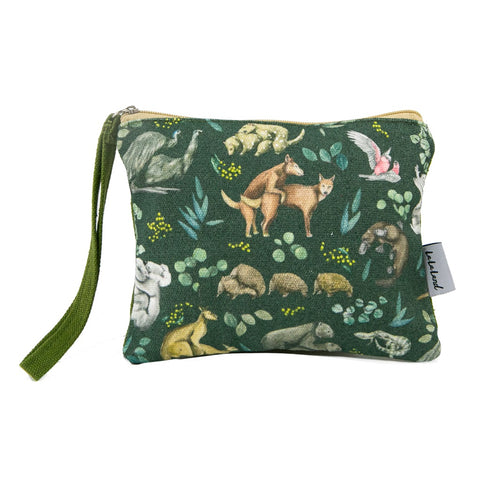 La La Land Coin Purse Wild Fur You Australiana