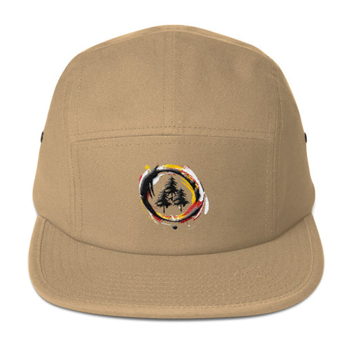 The Living Trees Five Panel Cap