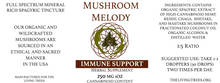 Load image into Gallery viewer, MUSHROOM MELODY - IMMUNITY BLEND