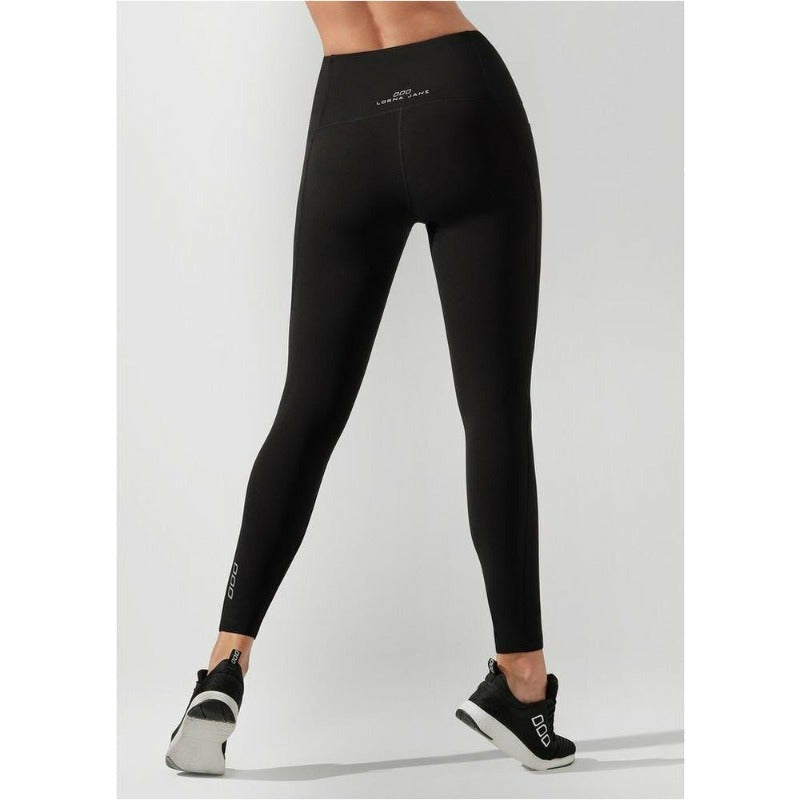All Day Pocket Full Length Tight - Black