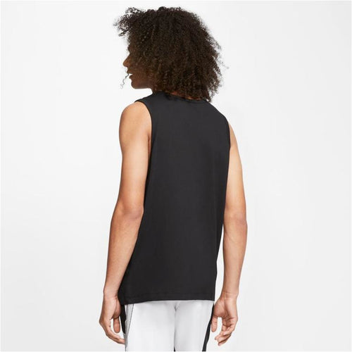 Mens Dri-Fit Tank - Black