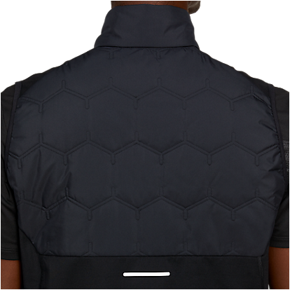 MEN'S WINTER VEST - Black