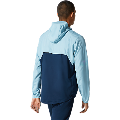 MEN'S VISIBILITY JACKET - Smoke Blue/French Blue