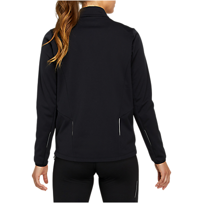 WOMEN'S LITE-SHOW WINTER JACKET - BLACK