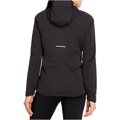 WOMEN'S WINTER ACCELERATE JACKET - BLACK